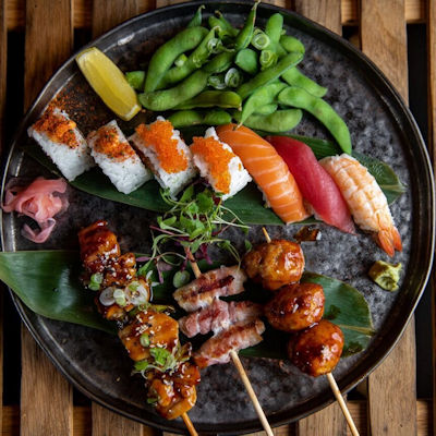 Best Japanese restaurants Manchester - Dive
