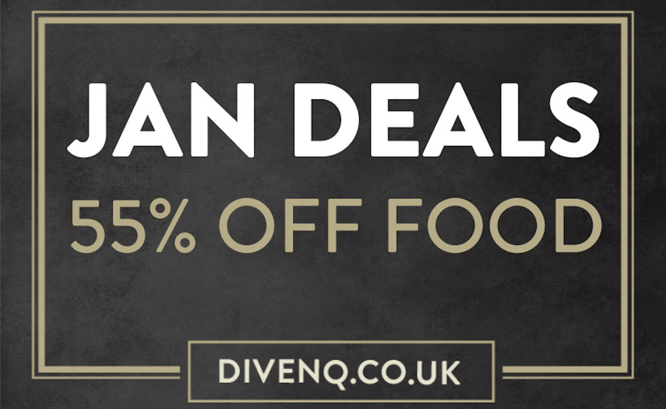 Offers in Manchester restaurants - 55% Off at Dive