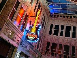 Hard Rock Cafe Manchester near MEN Arena