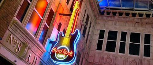 Manchester restaurants - Hard Rock Cafe Manchester