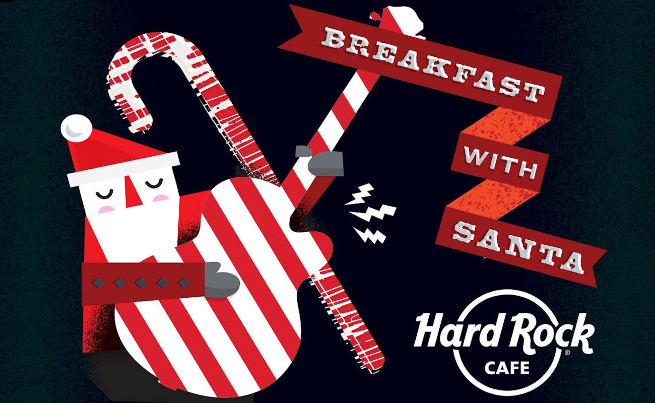 Manchester Restaurants calendar ~ Hard Rock Cafe Manchester