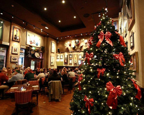Christmas Offers Restaurants in Manchester - Hard Rock Cafe