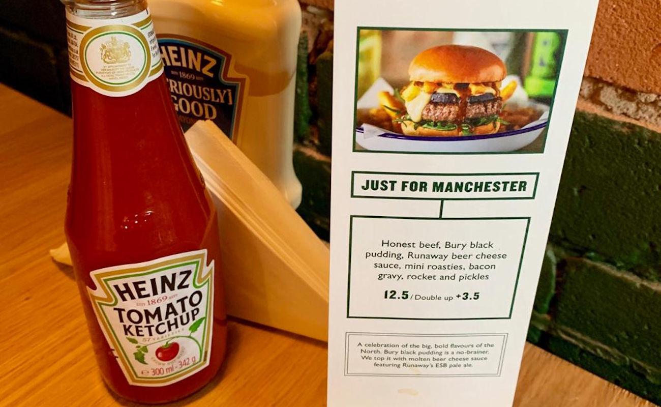 Honest Burger Manchester Review
