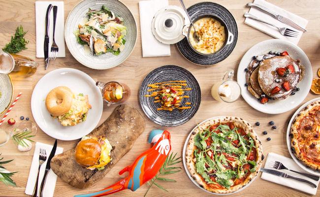 Manchester Restaurants ~ Laundrette