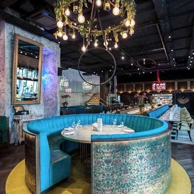 Restaurants of Manchester ~  Menagerie