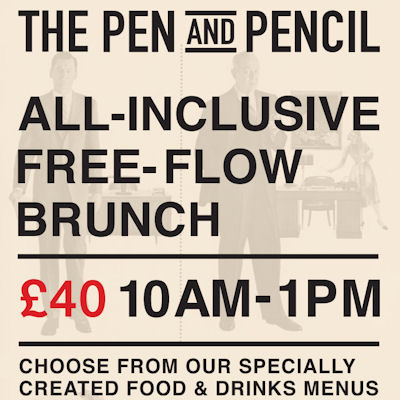Northern Quarter Restaurants - The Pen & Pencil