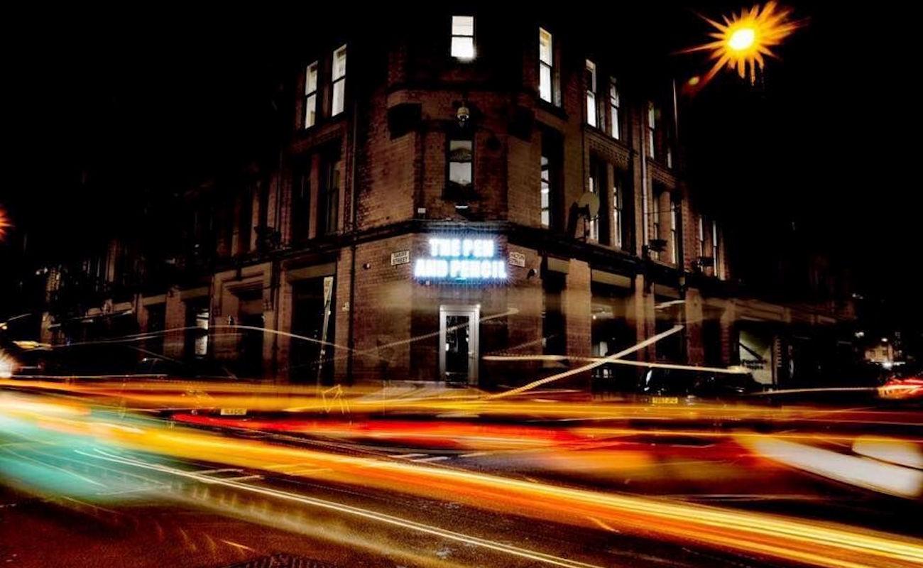 Pen & Pencil Restaurant Manchester