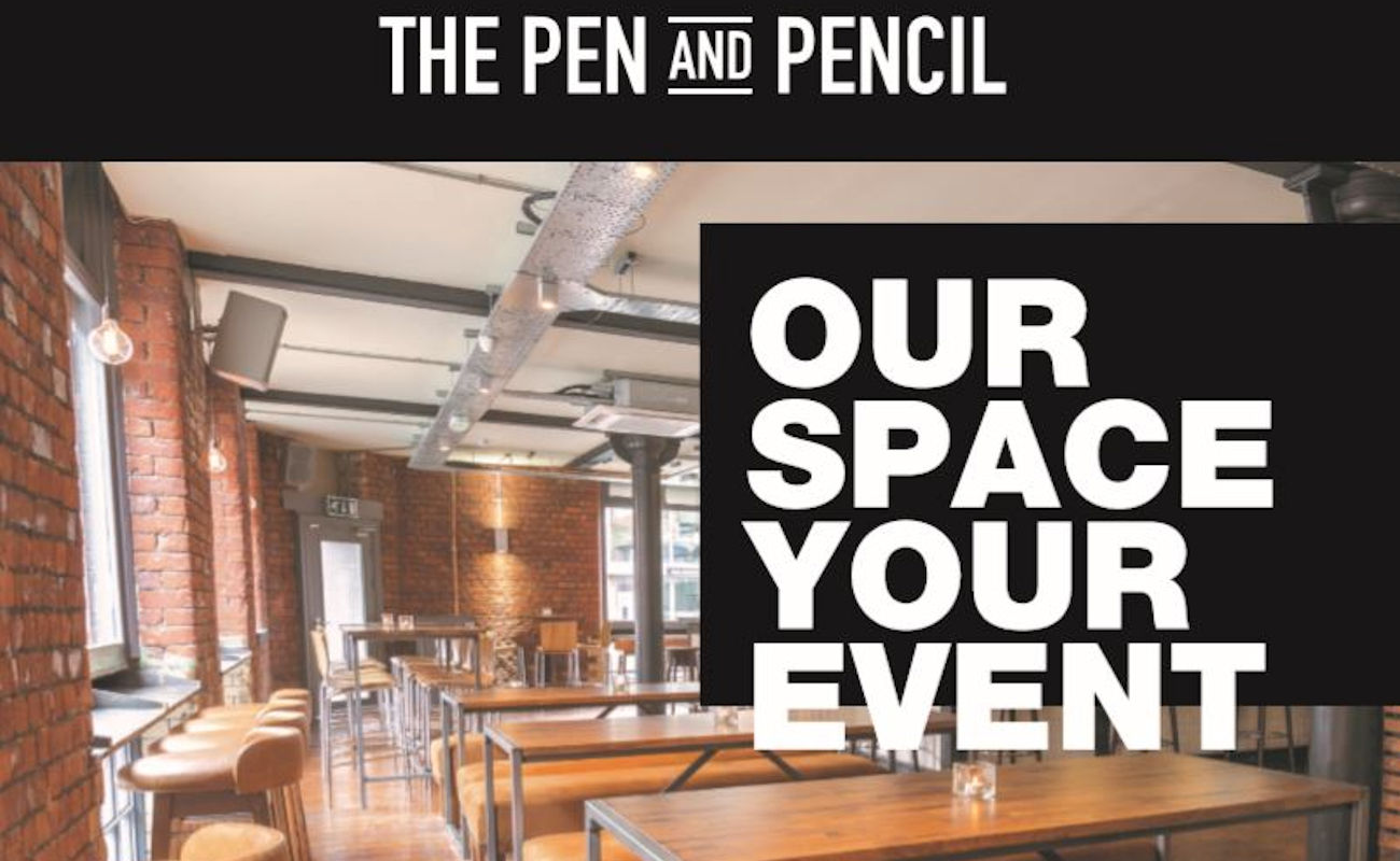 Pen & Pencil Restaurant Manchester