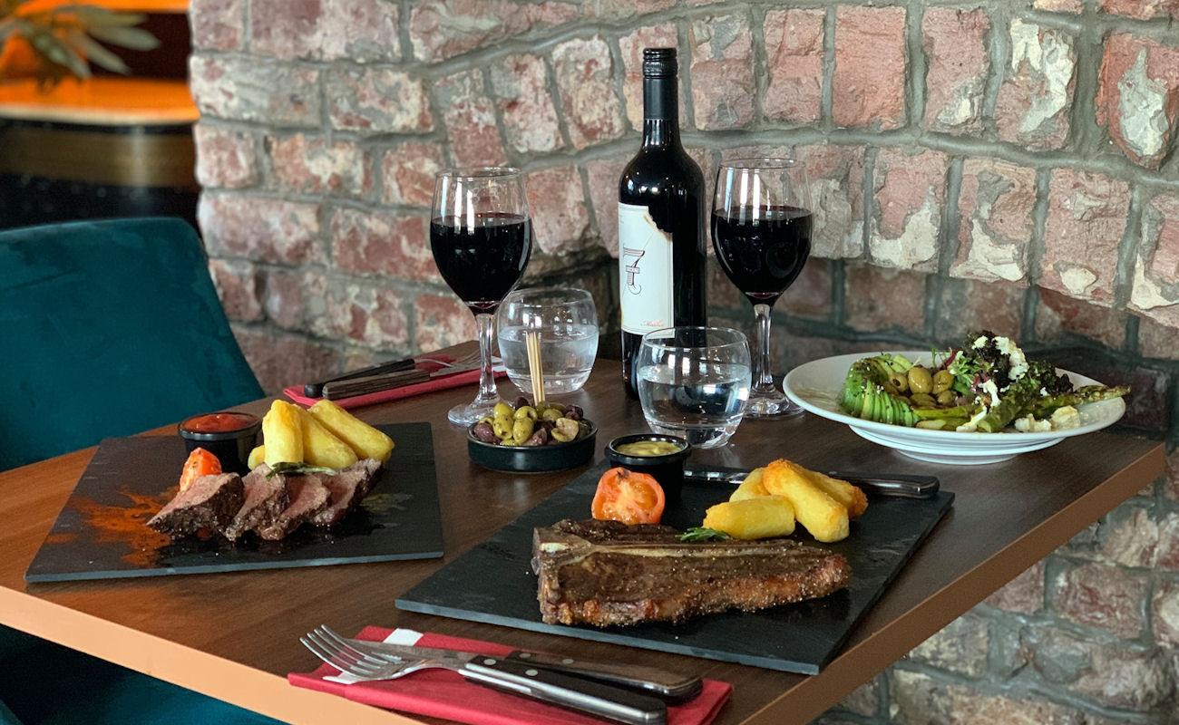 Manchester restaurants - Signature Steakhouse
