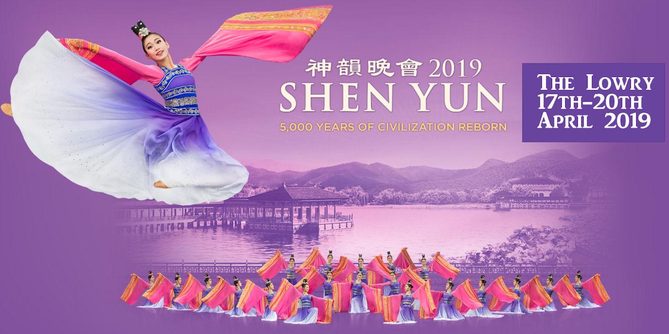 Shen Yun in Manchester