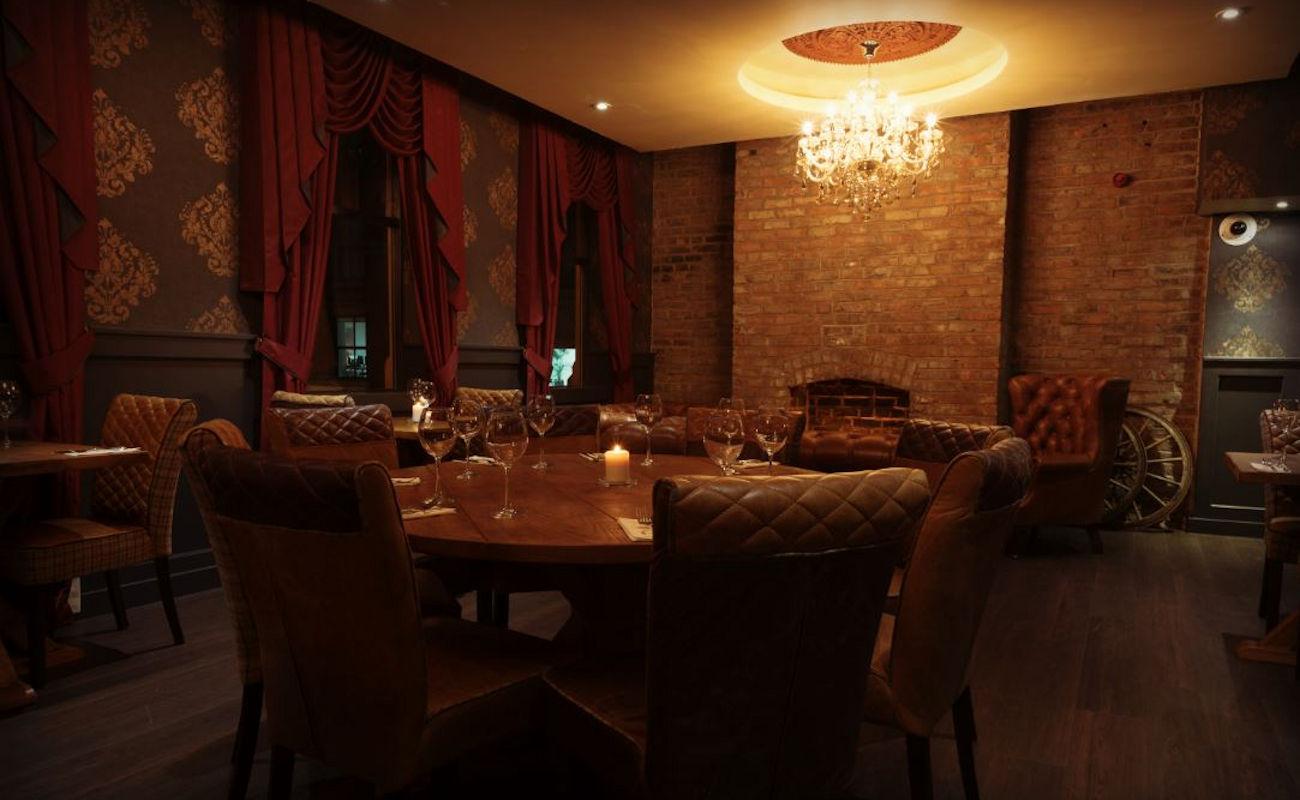 New Manchester Restaurants - 1761 Manchester