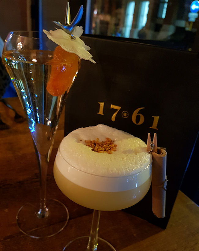 1761 Restaurant Manchester Review