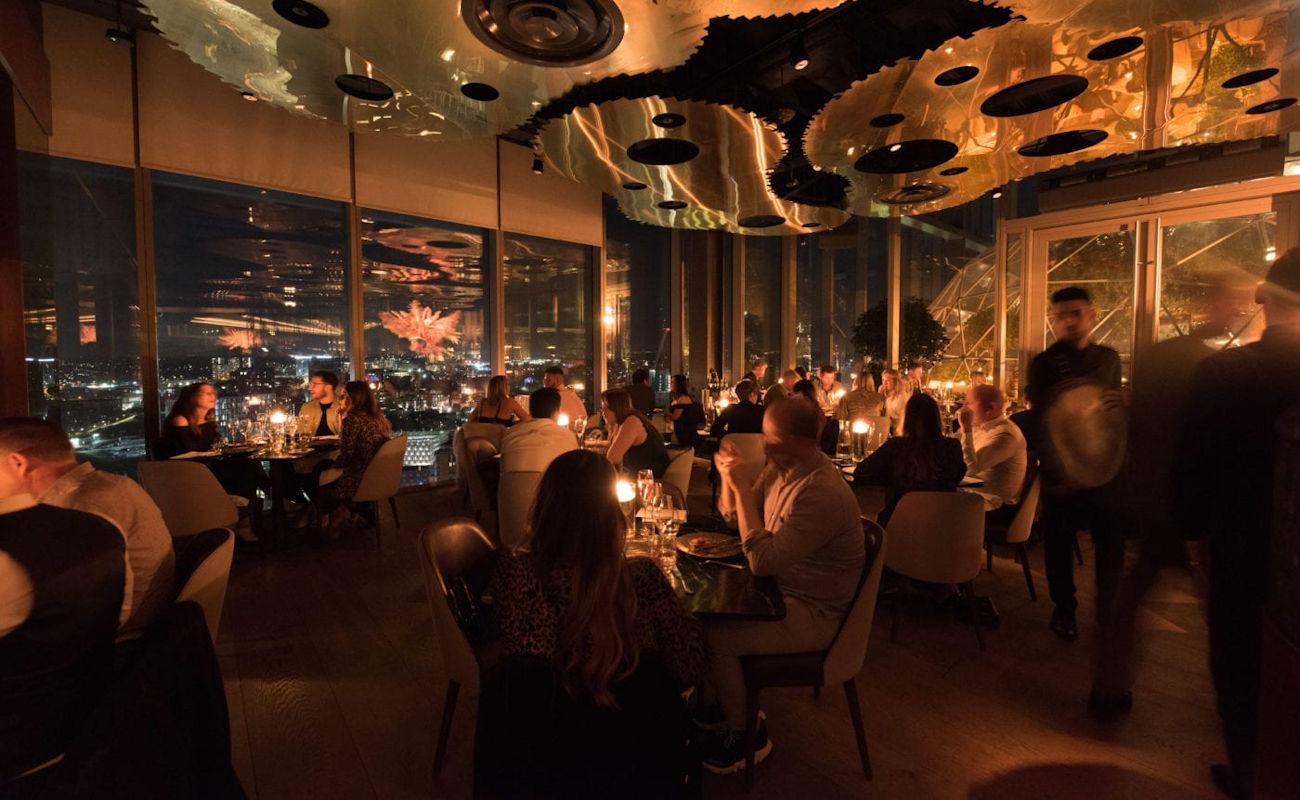 Manchester Restaurants calendar ~ 20 Stories Manchester