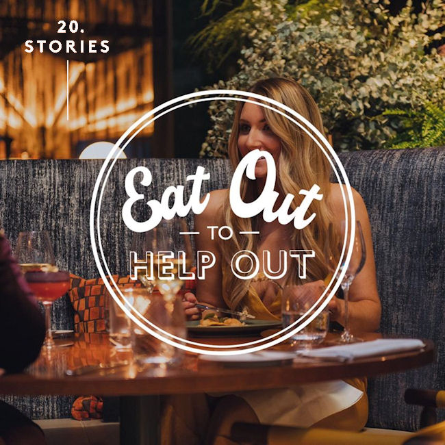 Restaurants offers Manchester ~ Eat out to Help Out