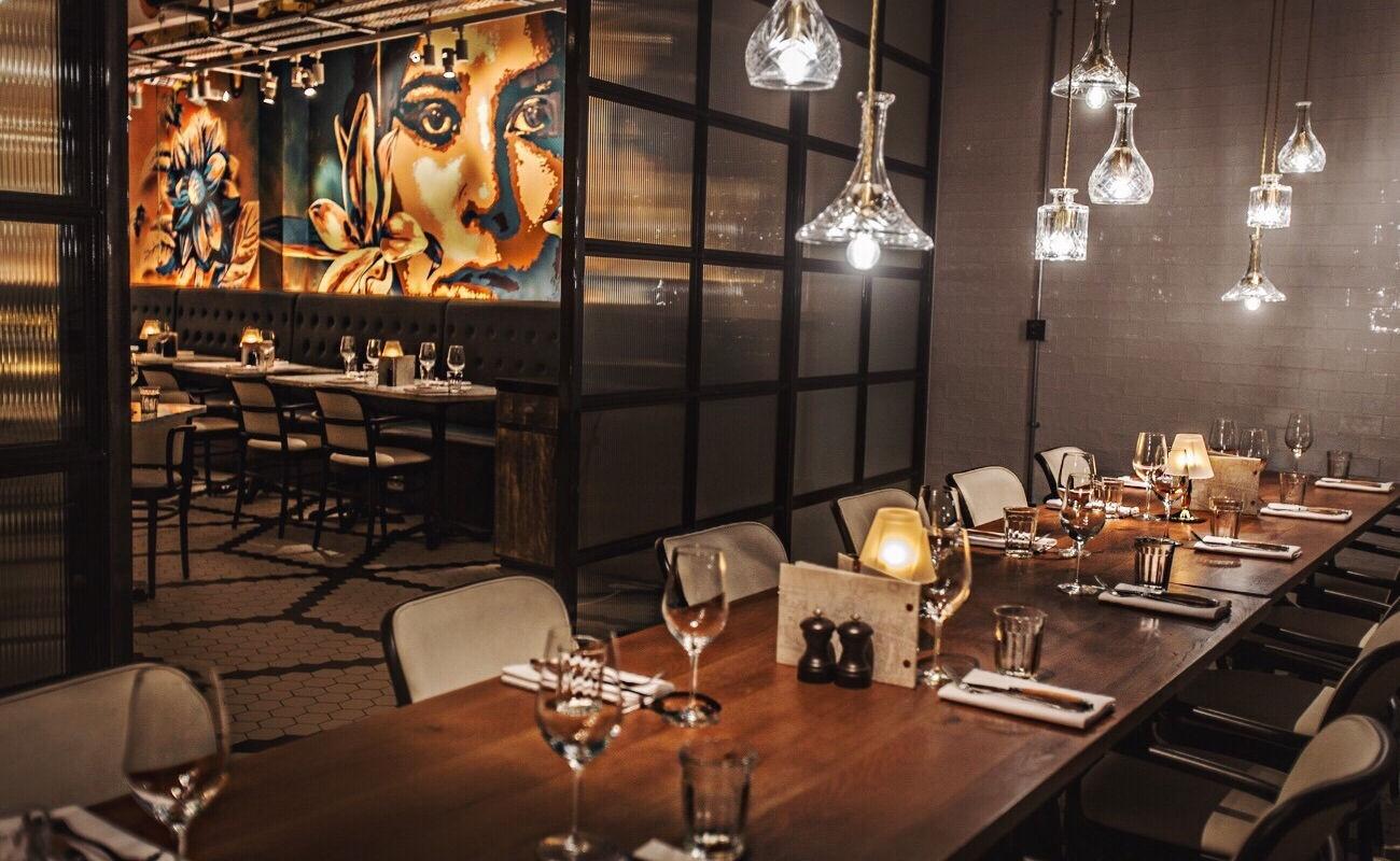 International restaurants in Manchester ~ Alston Bar & Beef Manchester