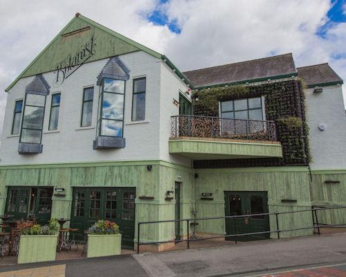 British Restaurants in Manchester - The Botanist Didsbury