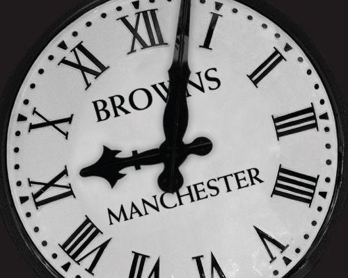 Browns Bar Manchester
