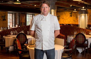 Restaurants near The Palace Theatre Manchester - James Martin Manchester