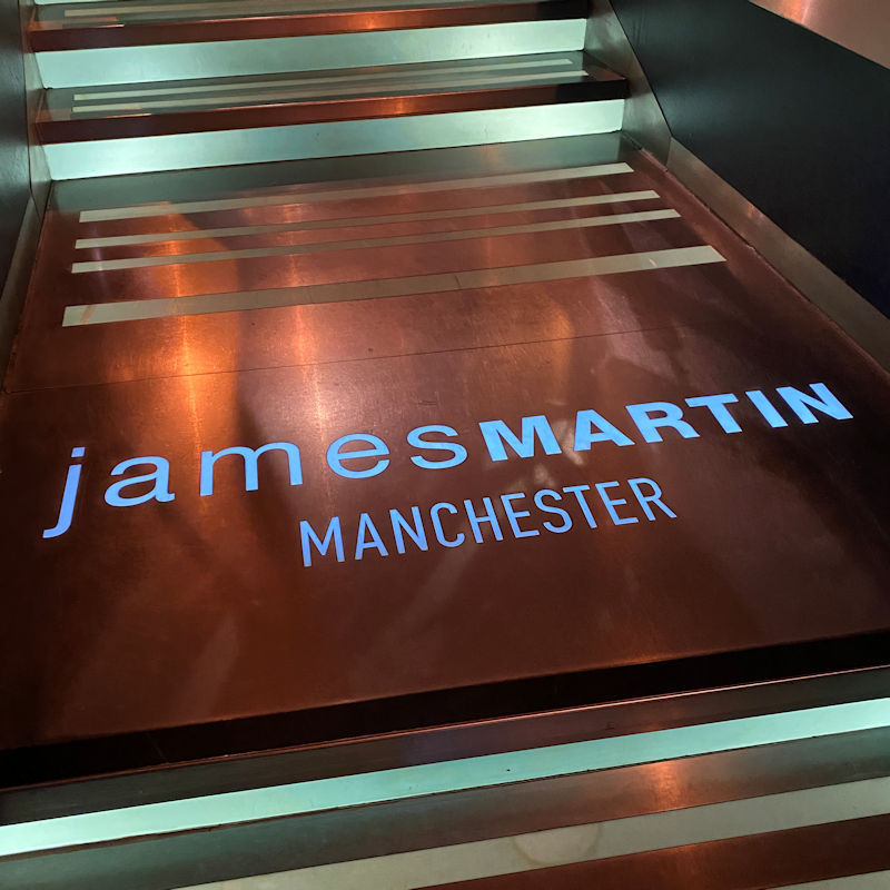James Martin Manchester Review