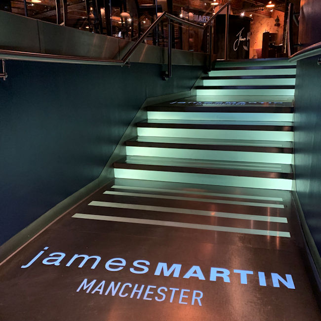 James Martin Manchester Review