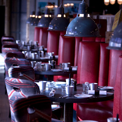Manchester Apollo Theatre Restaurants - Chez Mal Brasserie