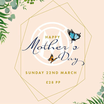Restaurants of Manchester Mother's Day ~ Masons Restaurant Bar