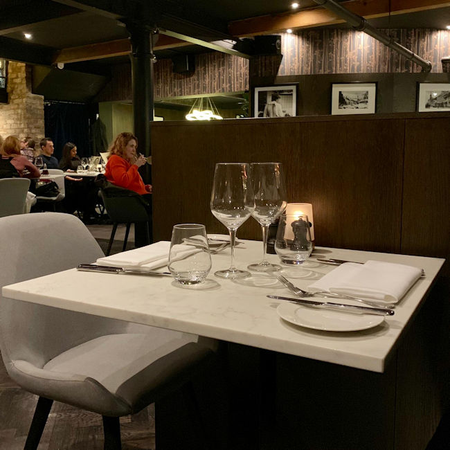 Mr. White's English Chophouse Restaurant Manchester Review