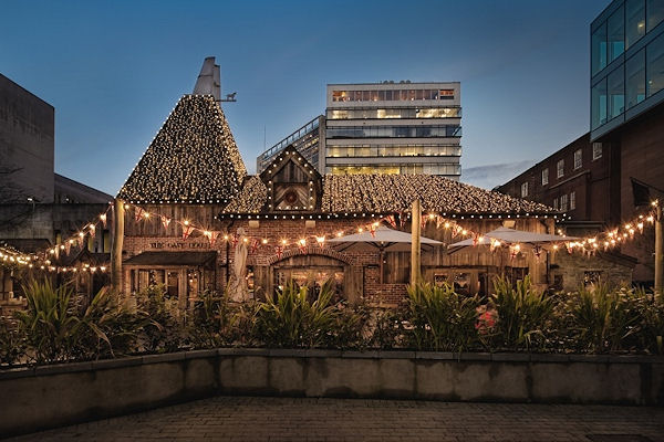 British Restaurants in Manchester - The Oast House