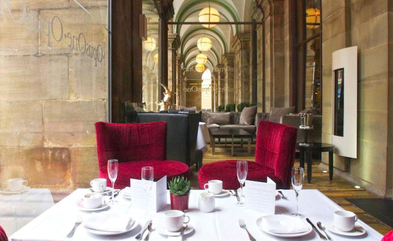 Opus One Restaurant Manchester