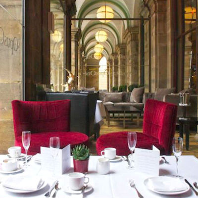 Manchester restaurant offers - Radisson Blu Edwardian