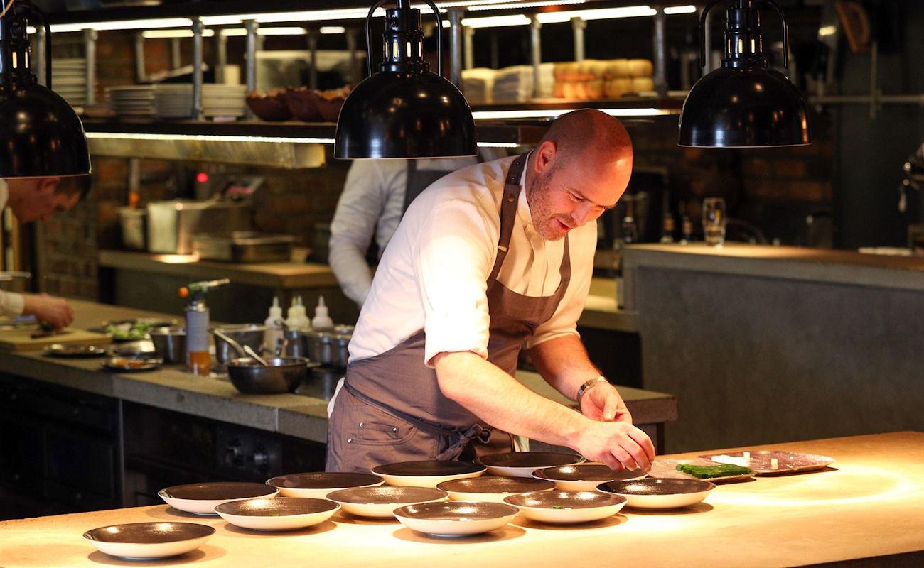 Restaurant MCR - Manchester House