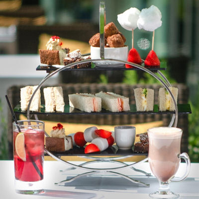 Best Afternoon Teas in Manchester - Lowry Hotel restaurant Manchester