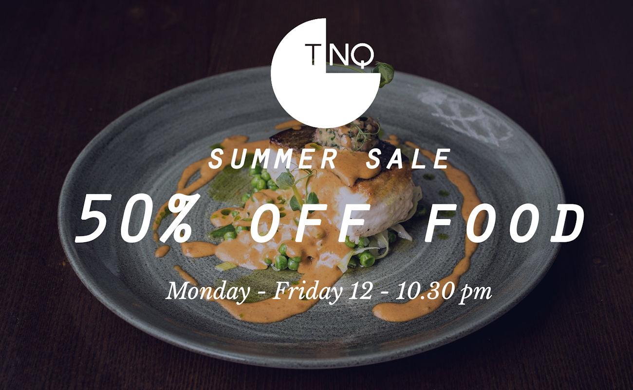 Manchester restaurants - TNQ Manchester