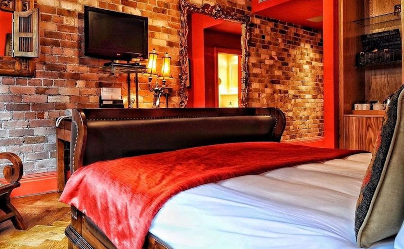 Manchester restaurants - Velvet Hotel