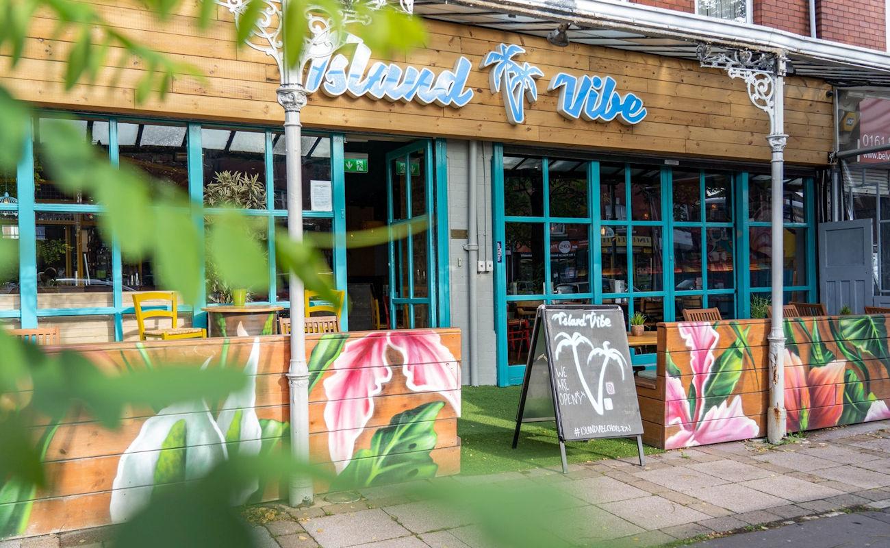 New Restaurants Manchester ~ Island Vibe Manchester
