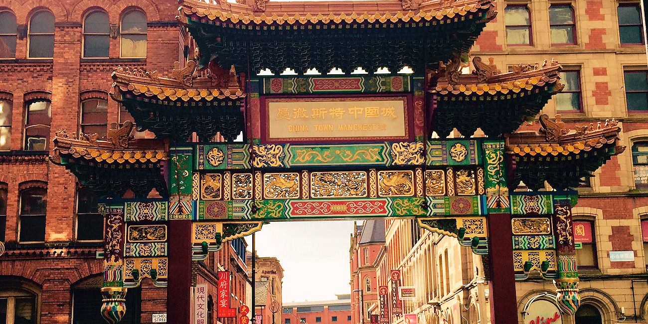 Chinatown Manchester Restaurants