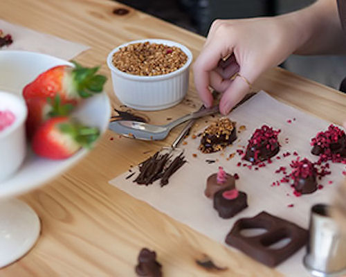 Chocolate Workshop in Manchester
