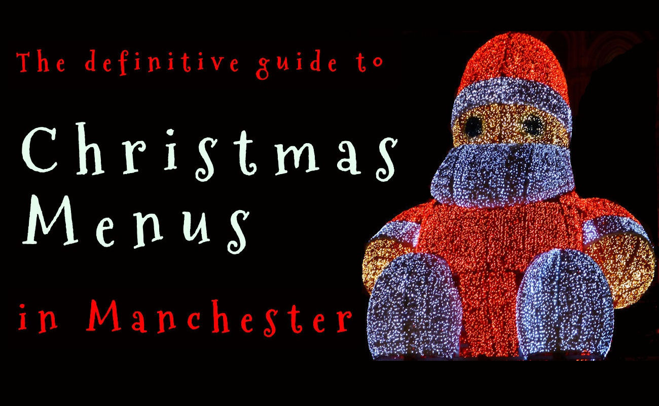 Christmas in Manchester Restaurants