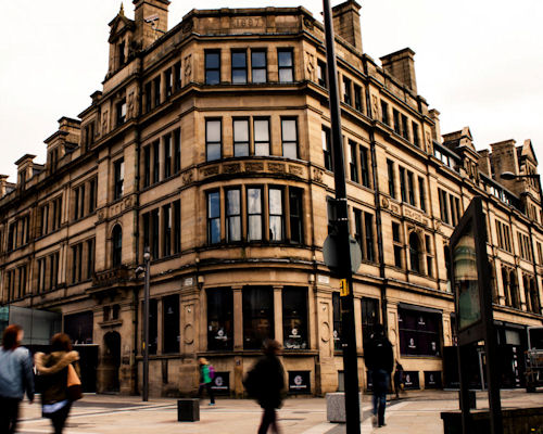 Restaurants near Manchester Arena ~ Corn Exchange Manchester