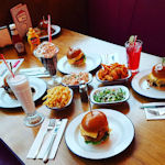 American Restaurants in Manchester