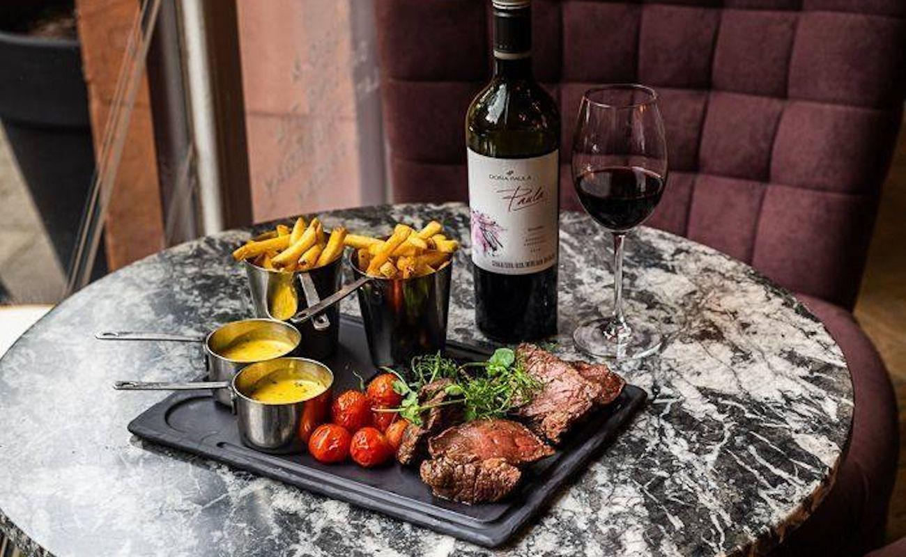 Best Restaurant in Manchester - Brasserie Abode Manchester