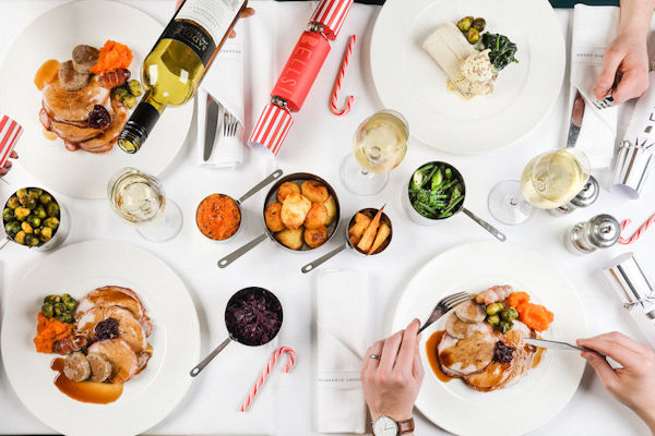 Restaurants Open On Christmas Day Near Me 2019.Manchester Christmas Events And Menus