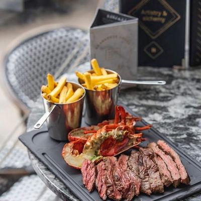 Best steaks Manchester restaurants - Brasserie ABode