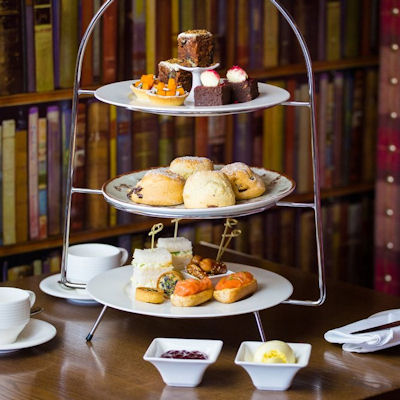 Best Afternoon Tea in Manchester - Brasserie ABode