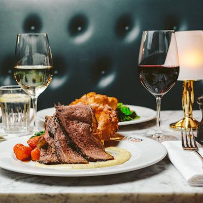Best Sunday roast in Manchester - Alston Bar & Beef Manchester