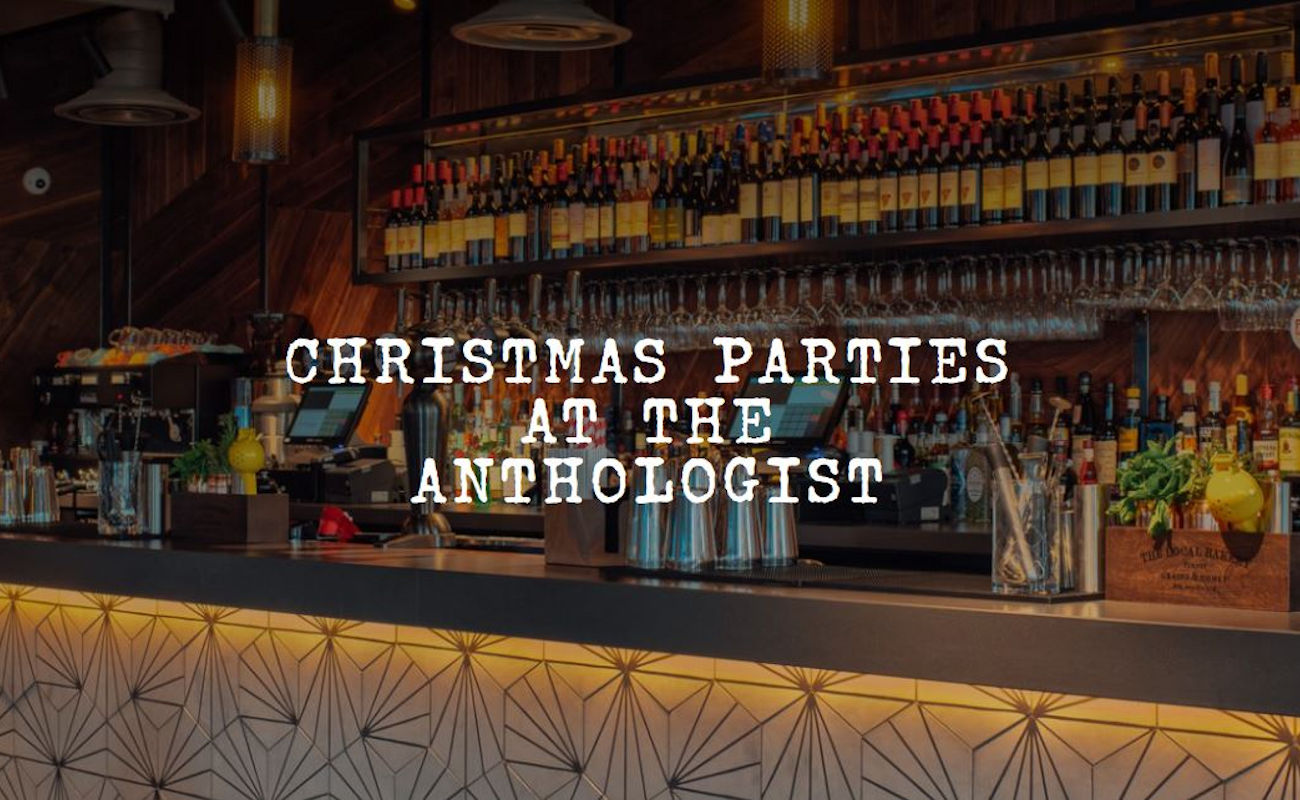 The Anthologist - Manchester