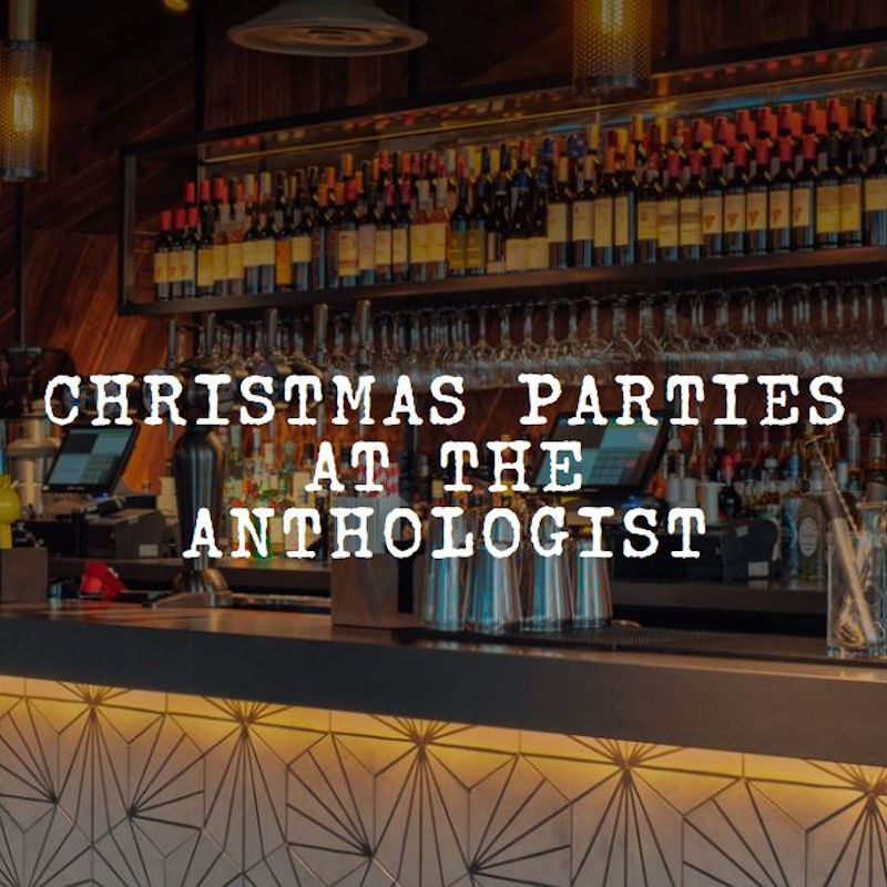 Christmas 2018 Offers Restaurants in Manchester - The Anthologist