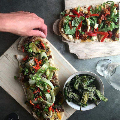Vegetarian Restaurants Manchester - The Anthologist