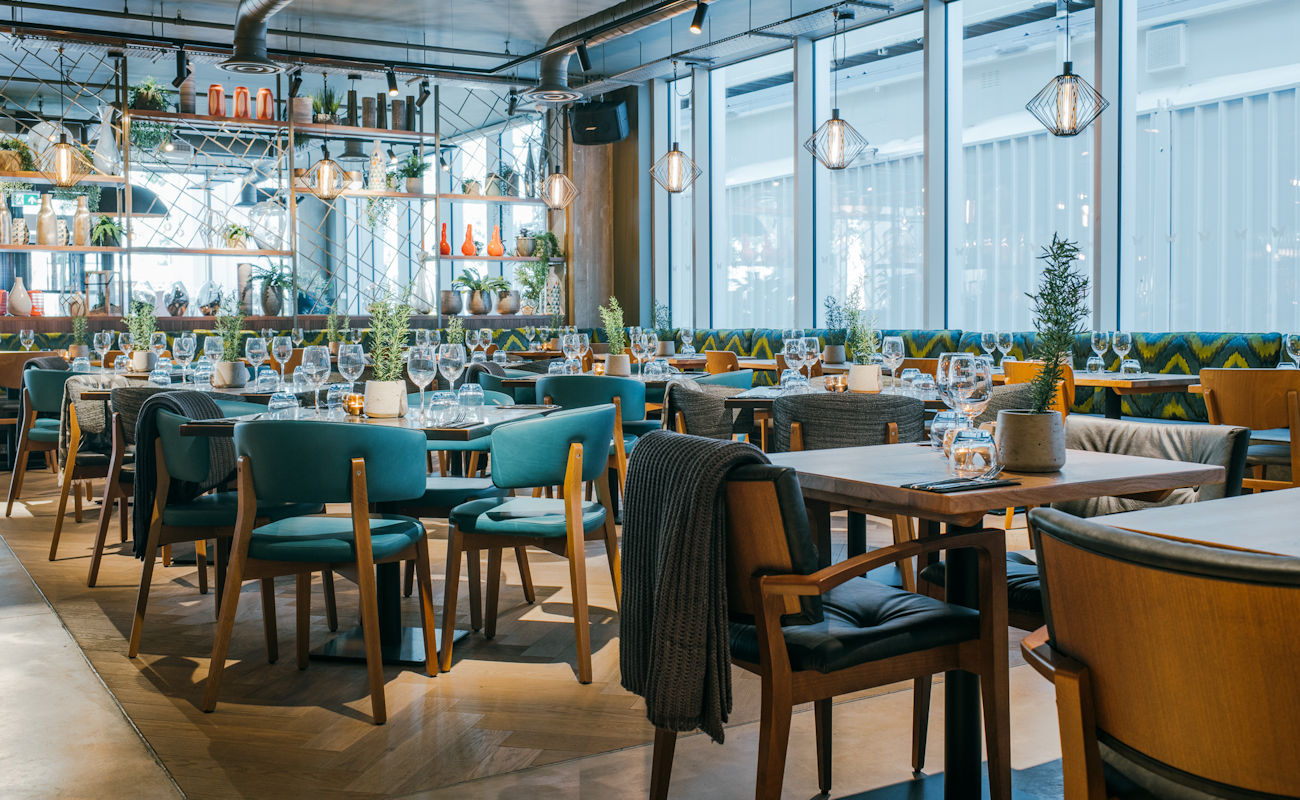 New restaurants in Manchester ~ The Anthologist Manchester