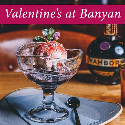 Valentine's Day Offers Restaurants of Manchester - Banyan